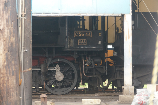 C56 44 倉の中で