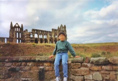 95 イギリス旅行 ウィットビー・アビー (480x329)