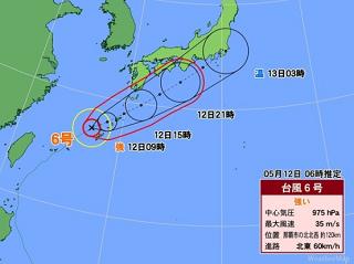 台風5122015