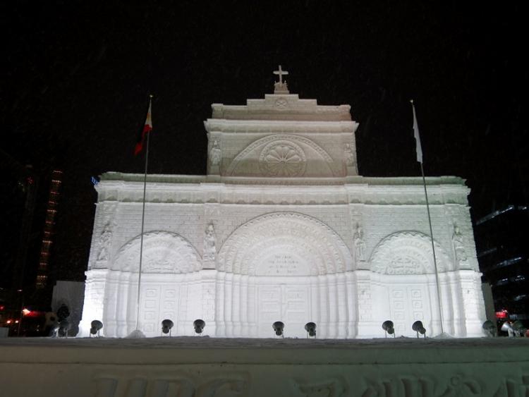マニラ大聖堂1150210
