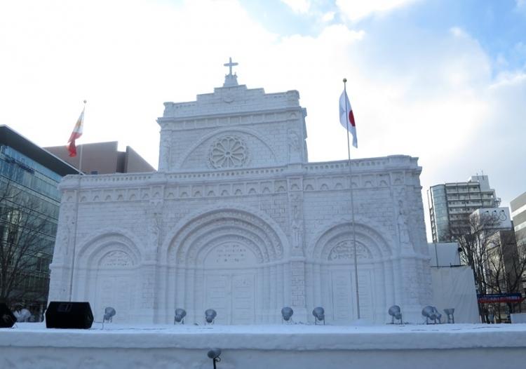 マニラ大聖堂1150211