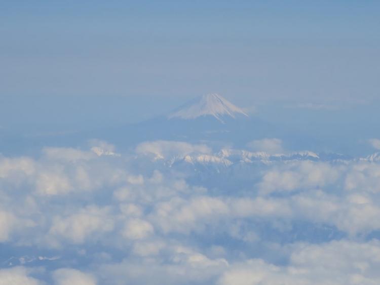 富士と北アルプス1150210