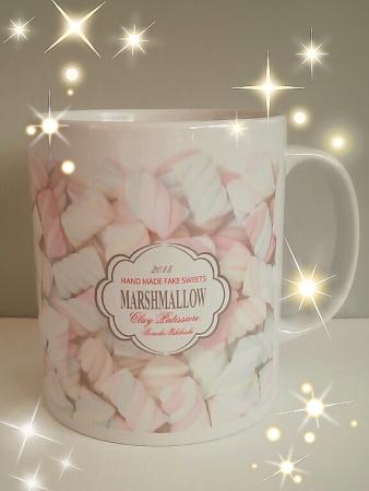 マシュマロマグカップ