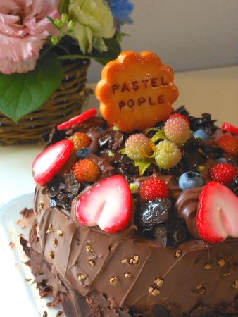 チョコレートケーキichi