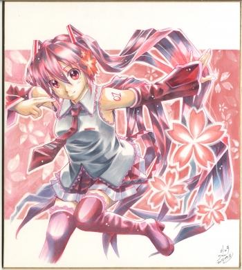 20150416桜ミク
