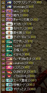 夢列車vs茶の間騎士団 集まり1