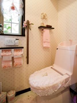 トイレ一階の