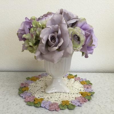 エミーグランデ花瓶敷き-2