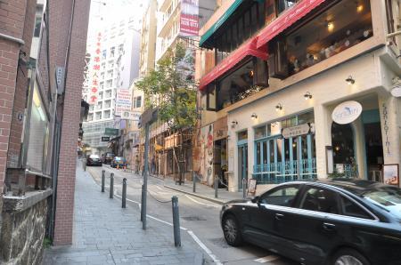 香港島中環-3
