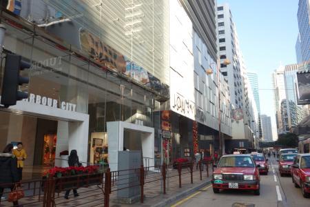 香港島中環-21