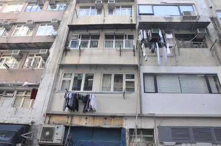 アパートメント-1