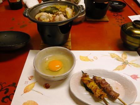 一鴬:料理3