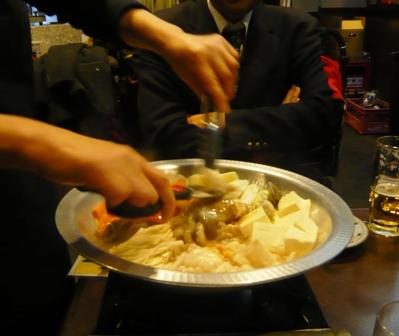 マッコリ村:料理2