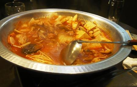 マッコリ村:料理3