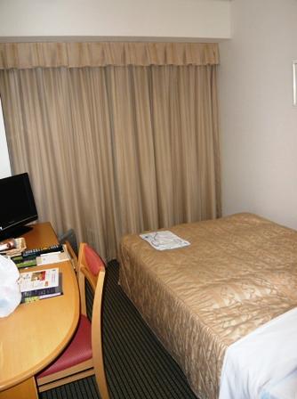 ホテルユニゾ:部屋