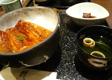 Unacho:鰻福丼
