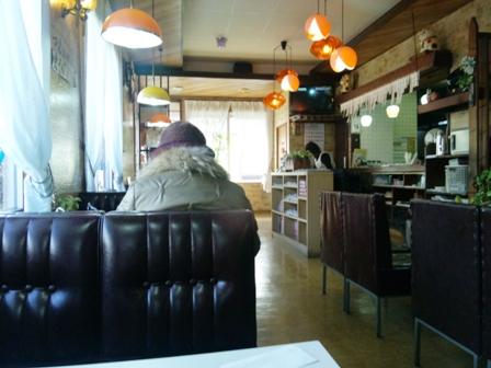 COFFEE BON:店内