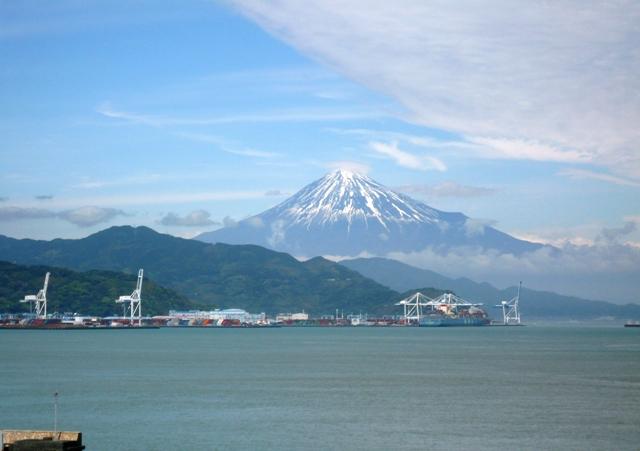 富士山:合庁から150421