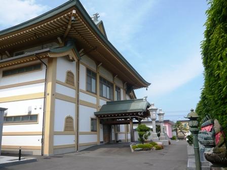 梅陰禅寺:外観3