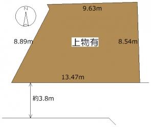 橋本町図面