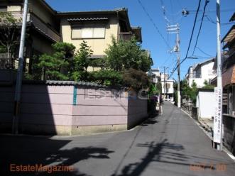 橋本町前面道路2