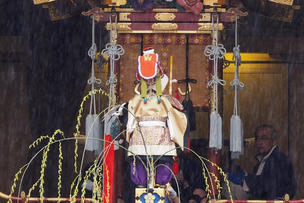 岐阜県飛騨市古川町 古川祭 からくり上演