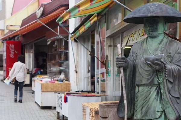 東尋坊 展商店街