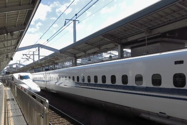新幹線 のぞみ 700系