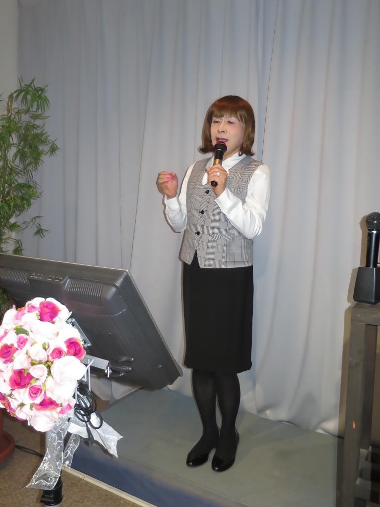 OL服カラオケ(3)