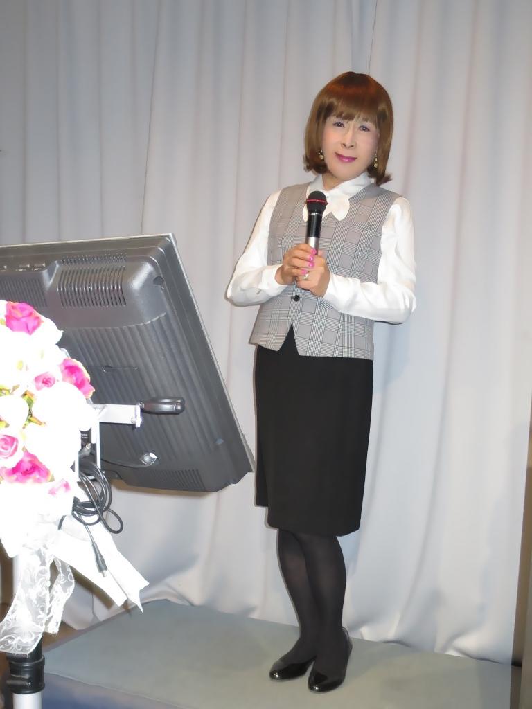 OL服カラオケ(4)