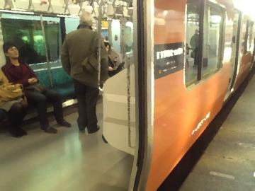 36山手線東京駅ラッピング