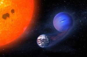 Mini-neptune change earth type planet