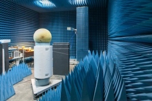 radio-frequency anechoic chamber