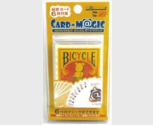 BE@RBRICK BICYCLE PLAYING CARDS CARD M@GIC SET