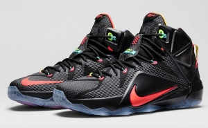 LEBRON 12 DATA