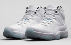 NIKE AIR JORDAN 11 RETRO LEGEND BLUE