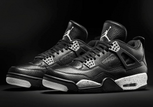 NIKE AIR JORDAN 4 RETRO TECH GREY
