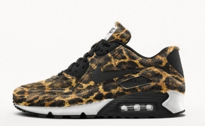 NIKE AIR MAX 90 PREMIUM iD PONY HAIR