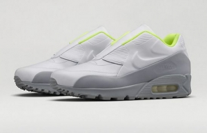 NIKE LAB SACAI AIR MAX 90 WHITE