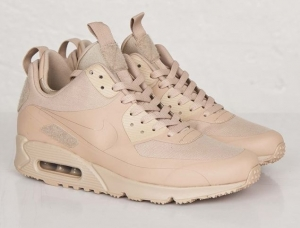 Nikelab Air Max 90 Sneakerboot SP Sand
