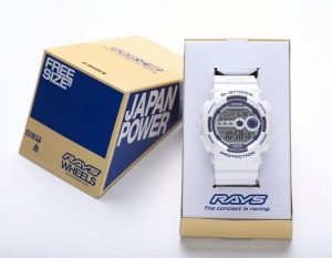RAYS × G-SHOCK GD-100