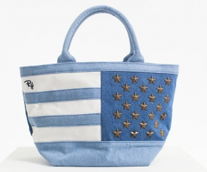 Ron Herman the flag tote 50stars