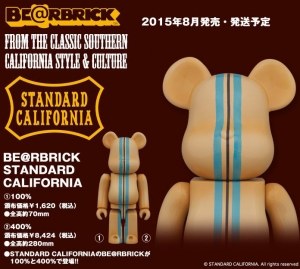 STANDARD CALIFORNIA BE@RBRICK