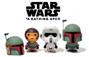 STAR WARS x A BATHING APE