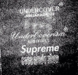 SUPREME UNDERCOVER