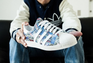 Superstar 80s by Nigo