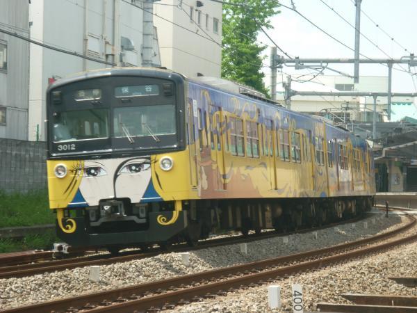 2014-05-01 西武3011F 各停保谷行き 5719レ