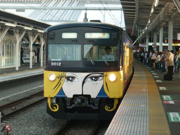 2014-05-02 西武3011F 回送3