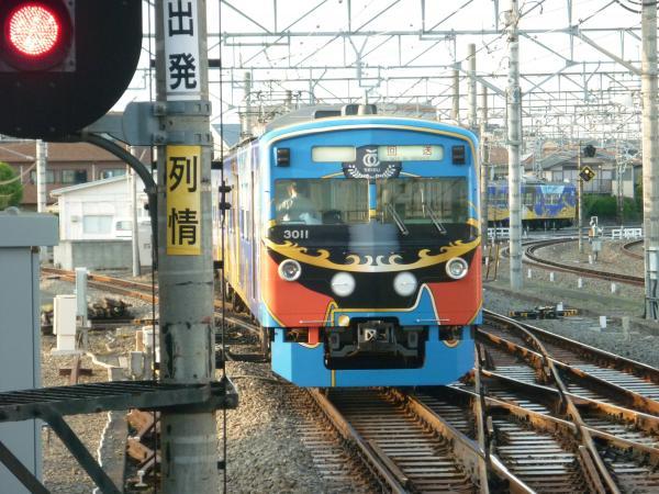2014-05-02 西武3011F 回送4