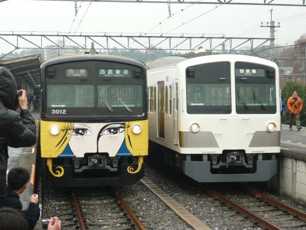 2014-12-20 西武1253F 3011F 3